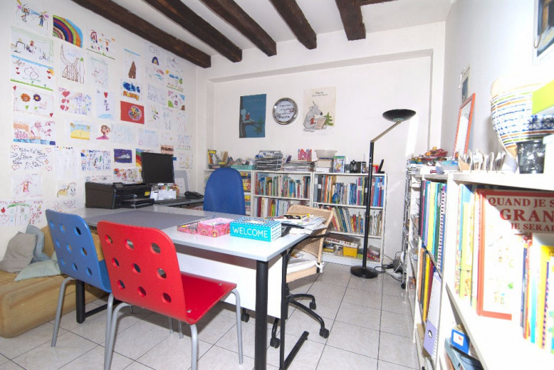 Rental empty room/storage La ville du bois 500€ CC - Picture 1