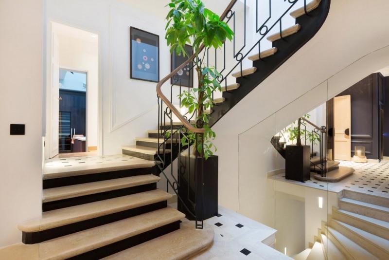 Revenda residencial de prestígio casa Paris 8ème 10800000€ - Fotografia 2
