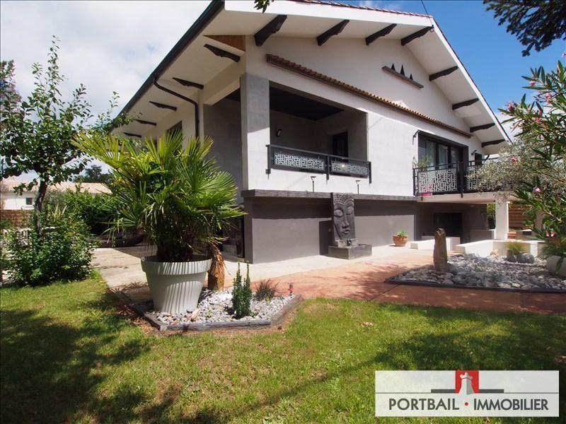 Sale house / villa St loubes 450000€ - Picture 1