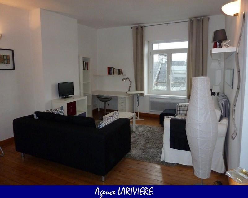 Vacation rental apartment Wimereux 495€ - Picture 1