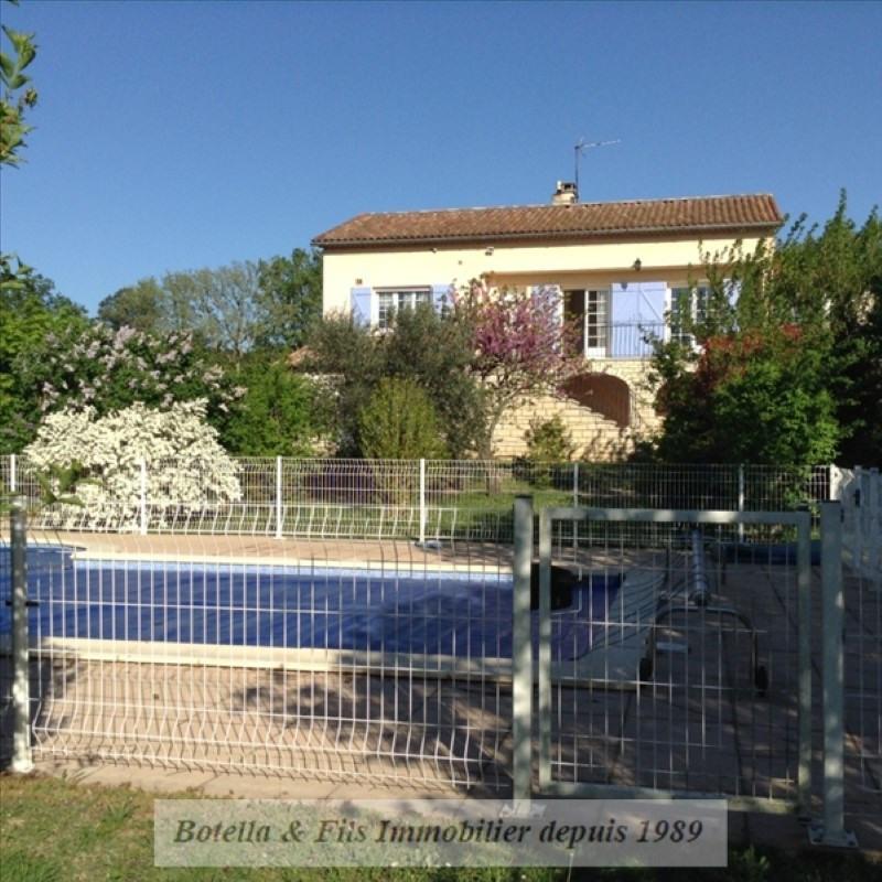 Sale house / villa Barjac 288000€ - Picture 2