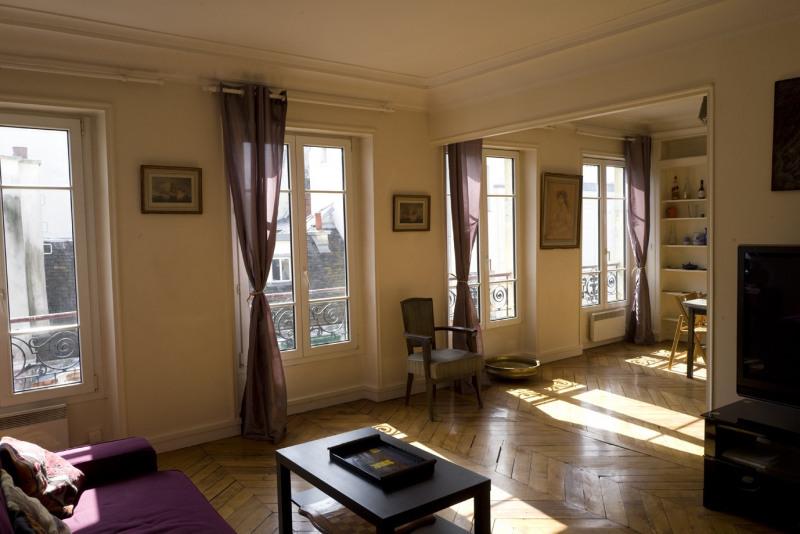 Location appartement Paris 3ème 2300€ CC - Photo 1
