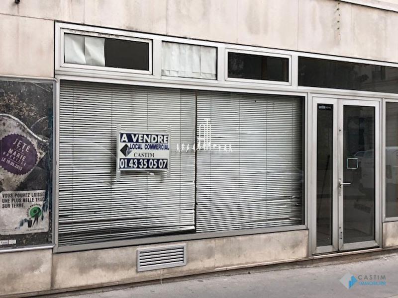 Sale empty room/storage Paris 14ème 409500€ - Picture 3