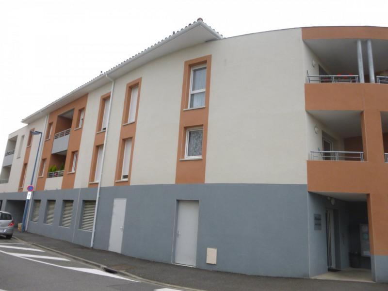 Location appartement Castelginest 520€ CC - Photo 1