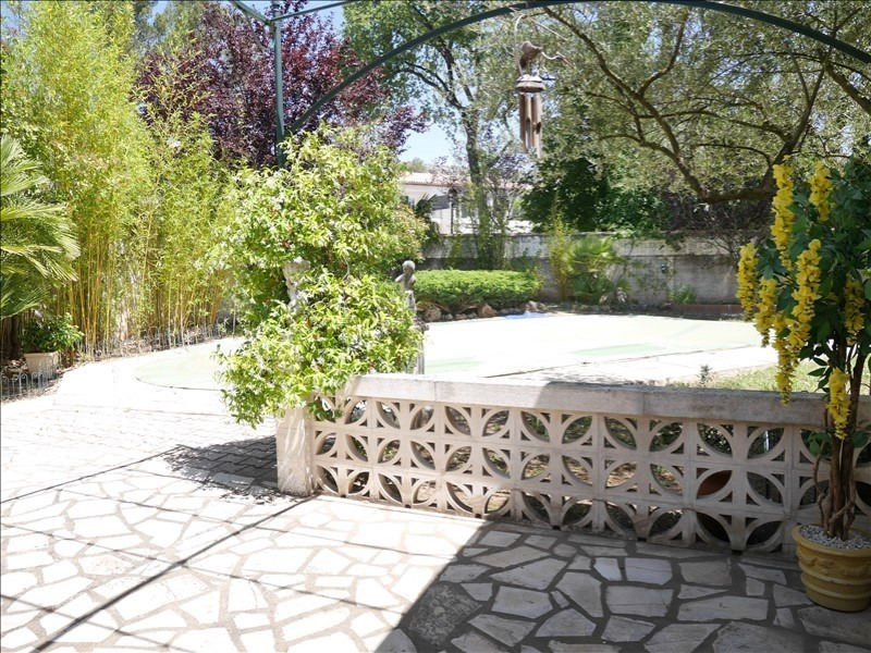 Sale house / villa Chateauneuf le rouge 518 000€ - Picture 2