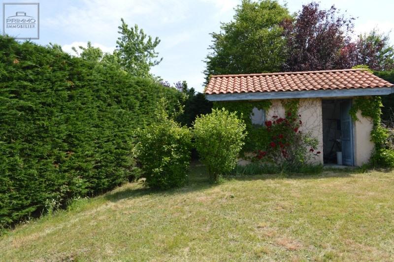 Sale house / villa Lissieu 432000€ - Picture 9