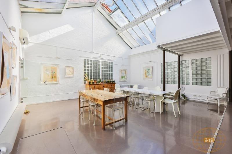 Vente de prestige loft/atelier/surface Paris 18ème 1230000€ - Photo 3