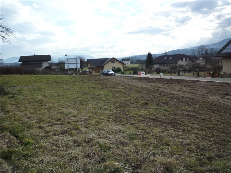 Vente terrain Vallieres 128 000€ - Photo 1