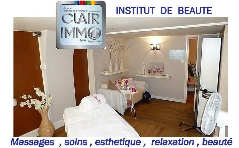 Fonds de commerce Bien-être-Beauté Lyon 6ème 0