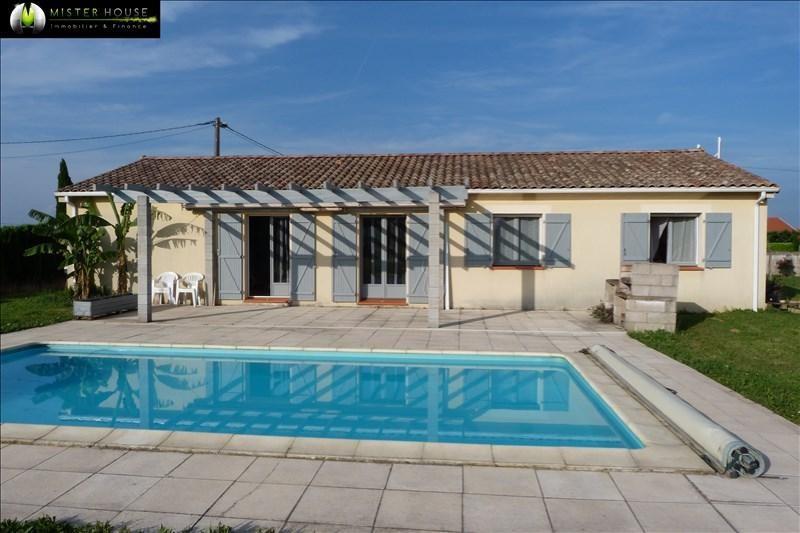 Sale house / villa Finhan 196000€ - Picture 1