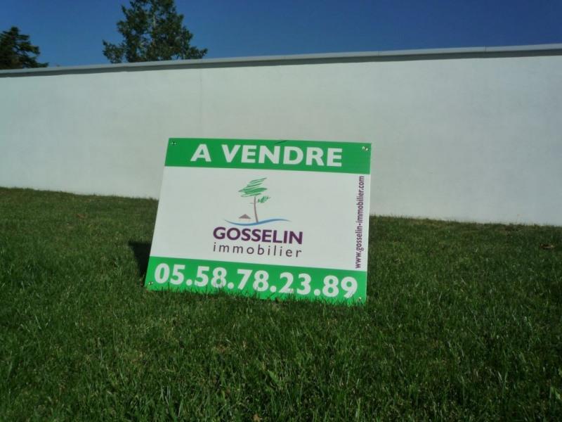 Venta  terreno Parentis en born 93500€ - Fotografía 1