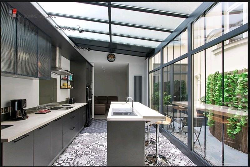 Vente de prestige loft/atelier/surface Paris 16ème 1195000€ - Photo 1