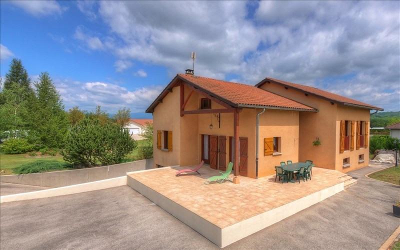 Vente maison / villa Morestel 399000€ - Photo 1