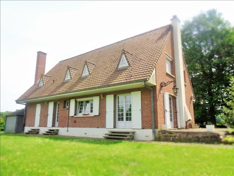 Sale house / villa Vaudricourt 290000€ - Picture 3