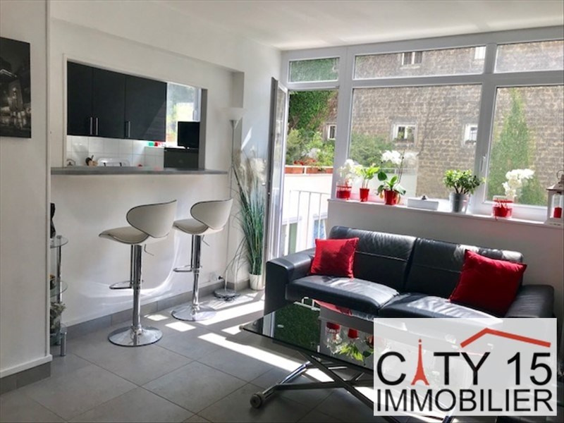 Vente appartement Paris 16ème 485 900€ - Photo 1