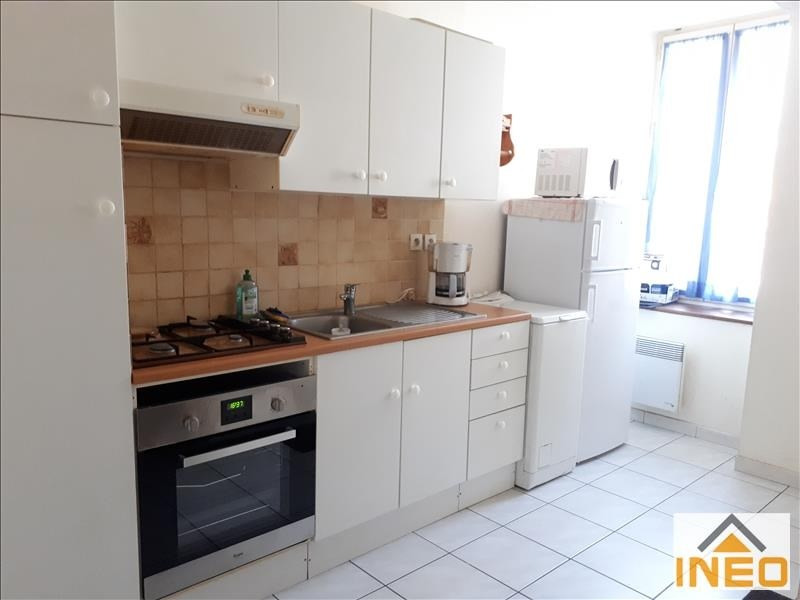 Vente appartement Romille 120 000€ - Photo 2