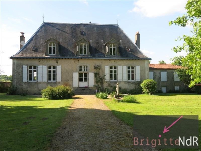 Vente de prestige maison / villa Le dorat 235000€ - Photo 1