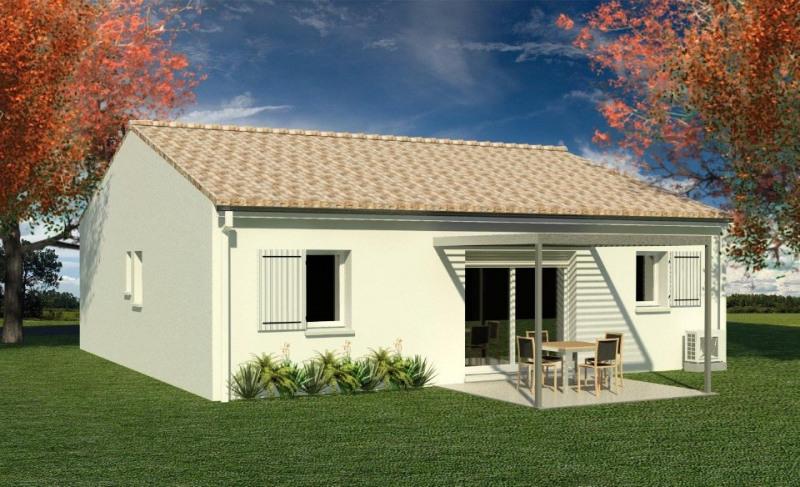 Maison  3 pièces + Terrain 676 m² Asnières-sur-Nouère par MAISONS BERMAX