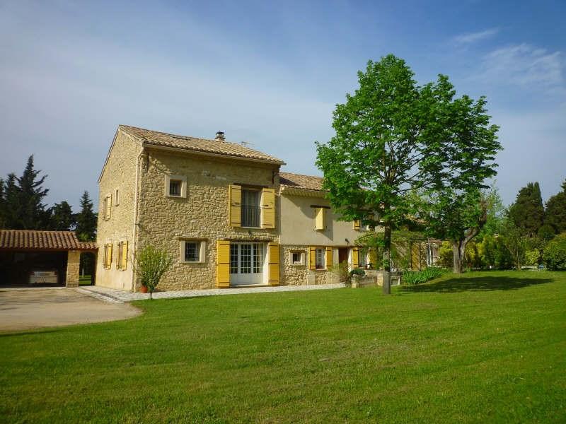 Deluxe sale house / villa Loriol du comtat 619000€ - Picture 7