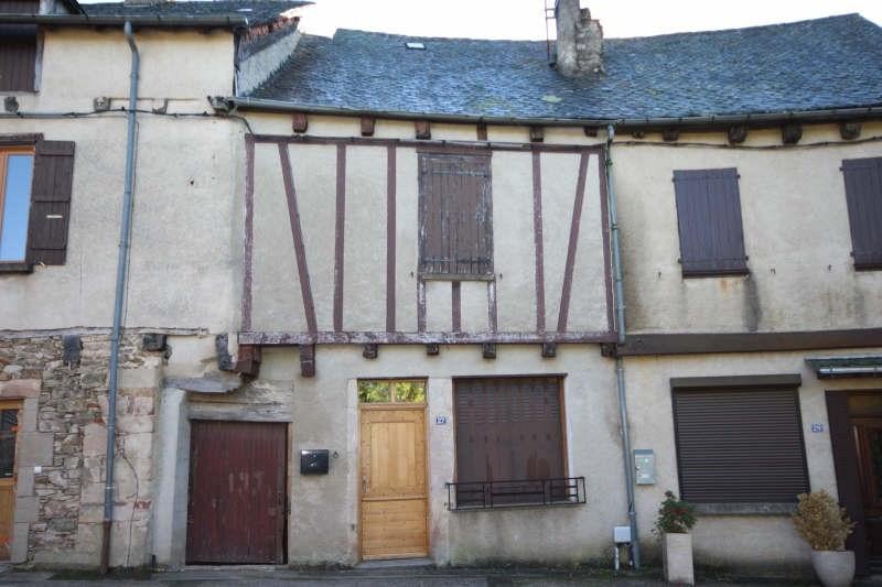 Vente maison / villa Najac 125000€ - Photo 1