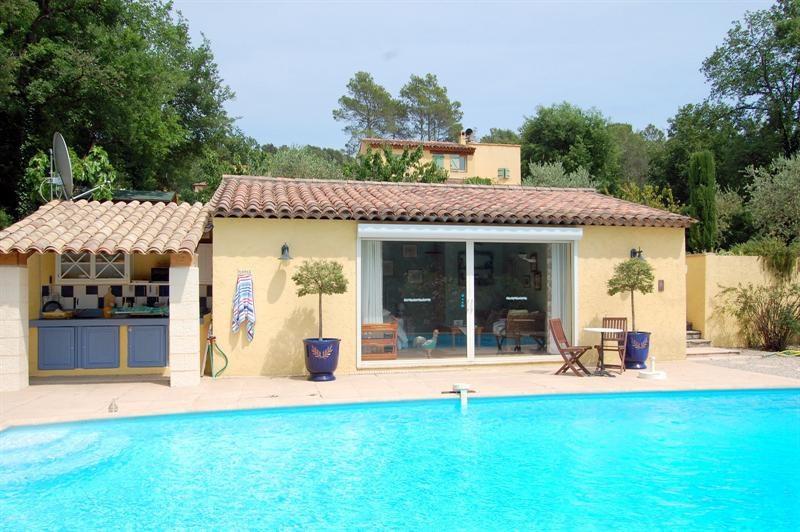 Vente de prestige maison / villa Le canton de fayence 725000€ - Photo 14