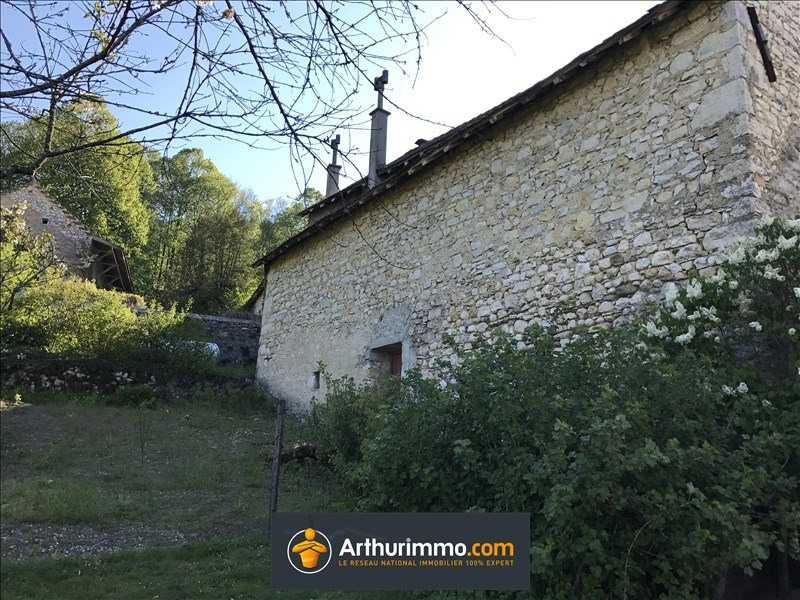 Vente maison / villa Lhuis 105000€ - Photo 8