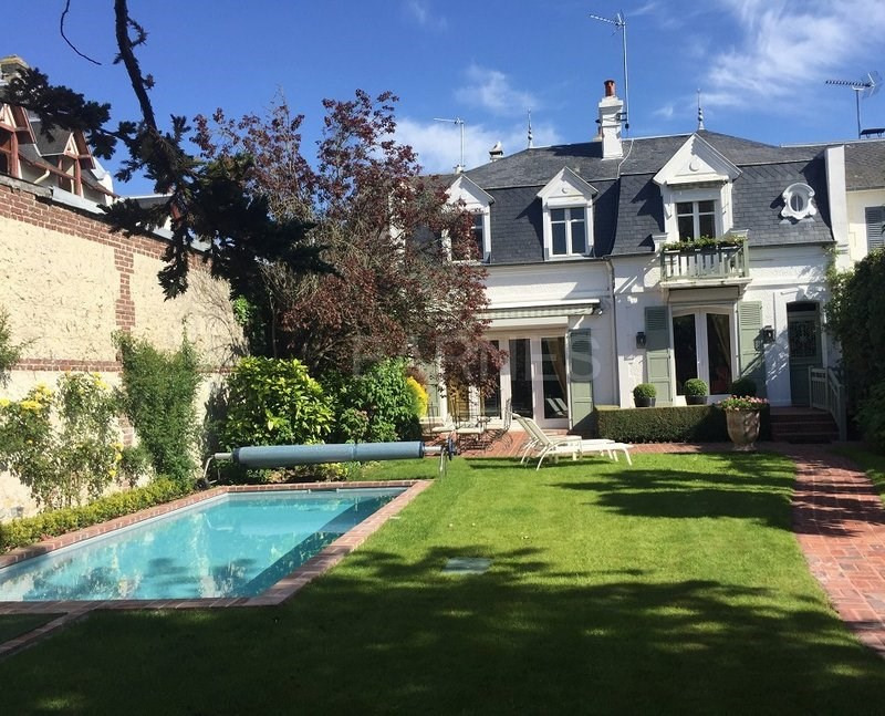 Verkauf von luxusobjekt haus Deauville 1225000€ - Fotografie 2