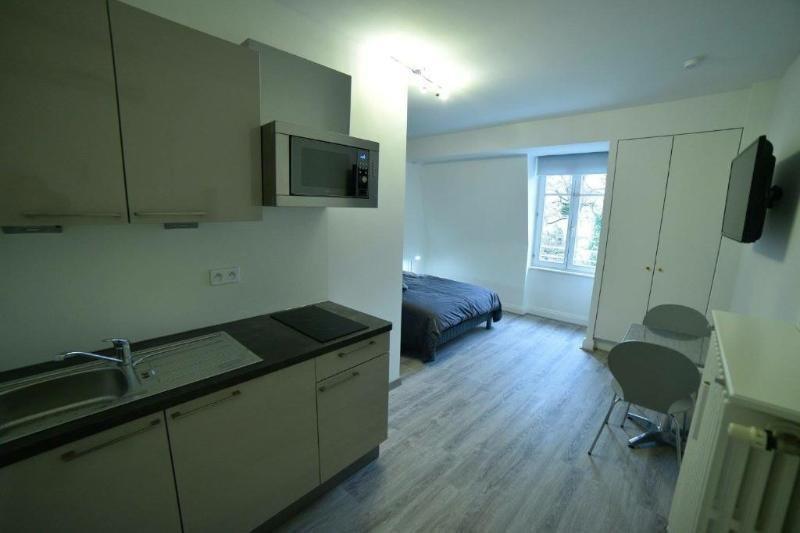 Vermietung von ferienwohnung wohnung Strasbourg 55€ - Fotografie 3