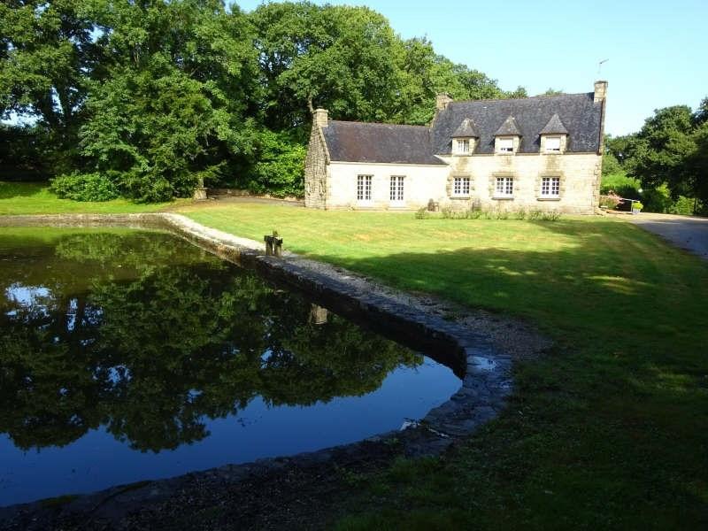 Deluxe sale house / villa Plabennec 525000€ - Picture 1