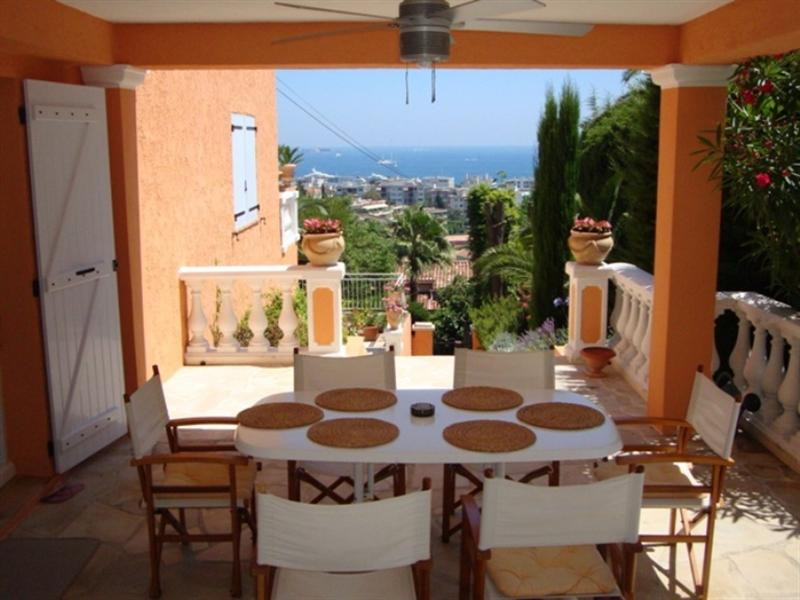 Location vacances maison / villa Golfe juan 5 900€ - Photo 5