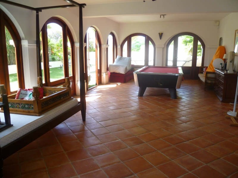 Venta de prestigio  casa St martin 740000€ - Fotografía 4