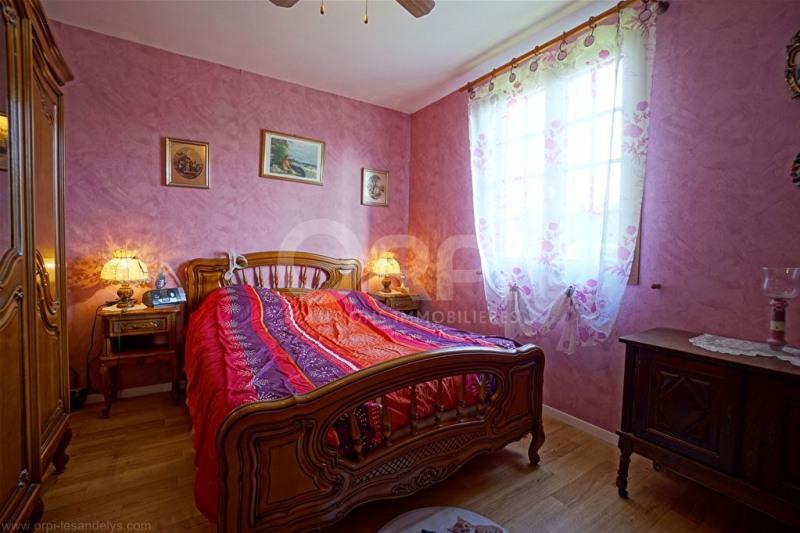Sale house / villa Les thilliers-en-vexin 159000€ - Picture 5
