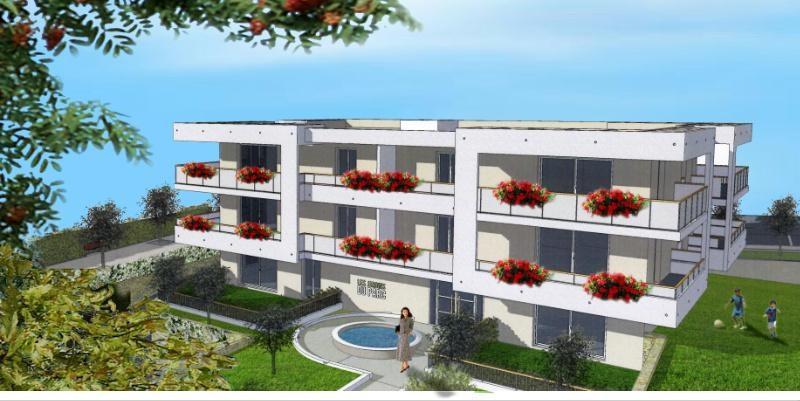 Les jardins du parc programme immobilier neuf mouans for Garage du park mouans sartoux
