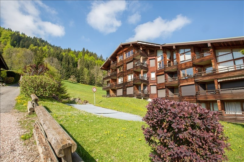 Verkoop van prestige  appartement Morzine 1350000€ - Foto 1