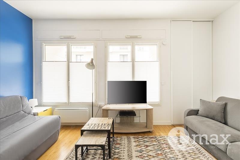 Vente appartement Levallois perret 210000€ - Photo 1