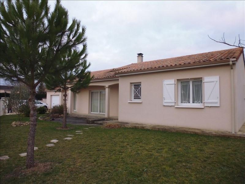 Vente maison / villa Savigny levescault 237000€ - Photo 1
