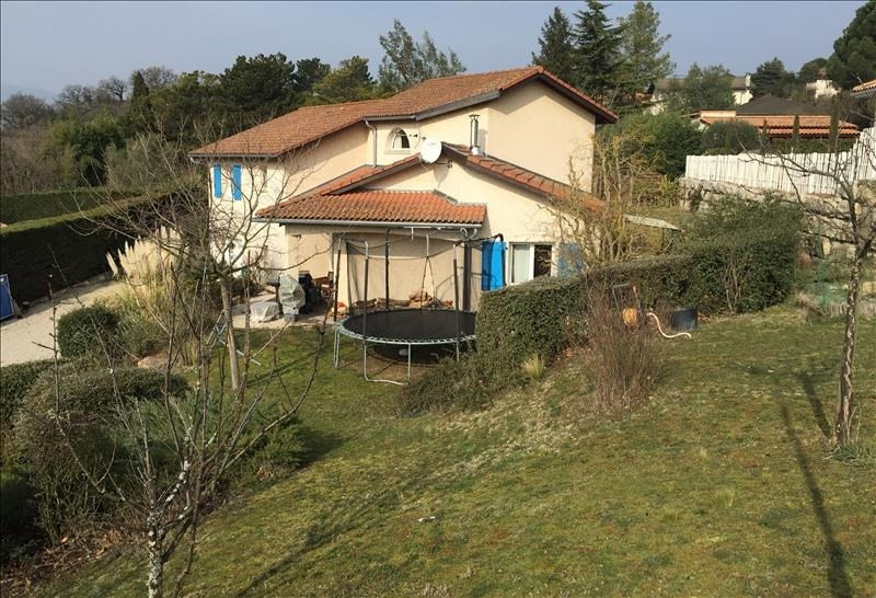 Sale house / villa St prim 345 000€ - Picture 2