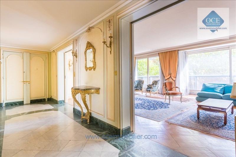 Deluxe sale apartment Paris 16ème 2100000€ - Picture 4