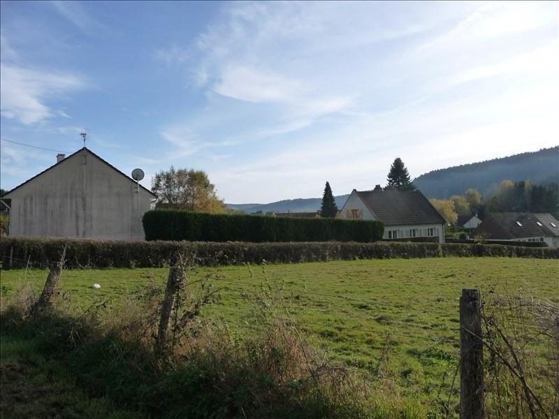 Vente terrain Autun 103000€ - Photo 3