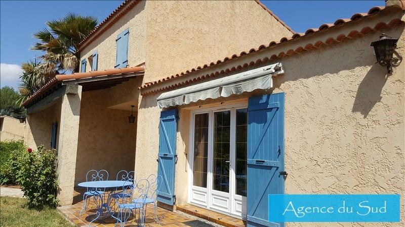 Vente maison / villa Roquevaire 495000€ - Photo 6
