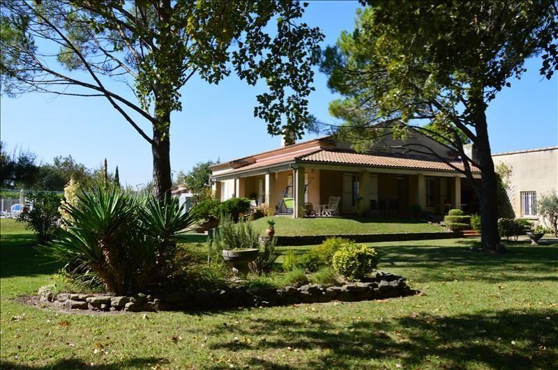 Verkoop van prestige  huis Althen des paluds 570000€ - Foto 8