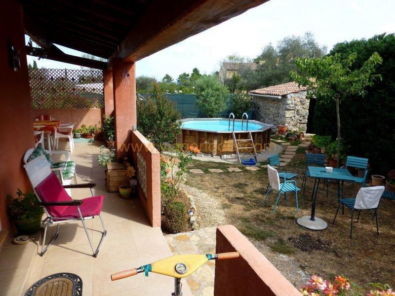 Vendita nell' vitalizio di vita casa Saint-paul-en-forêt 203000€ - Fotografia 10