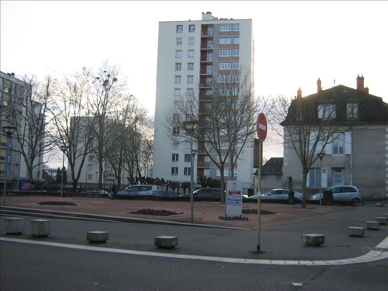 Rental apartment Nevers 610€ CC - Picture 1
