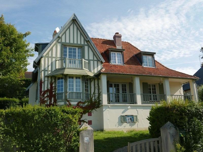 Vente de prestige maison / villa Trouville sur mer 1090000€ - Photo 1
