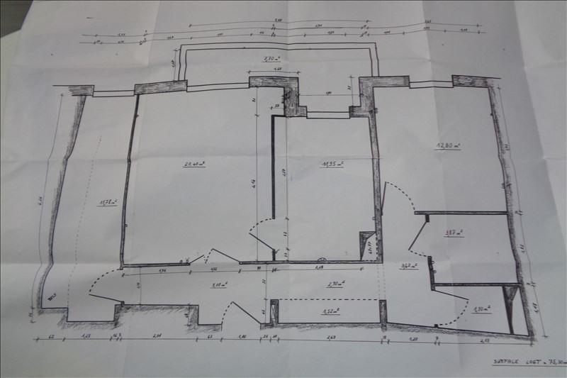 Venta  apartamento Ablon sur seine 249000€ - Fotografía 7