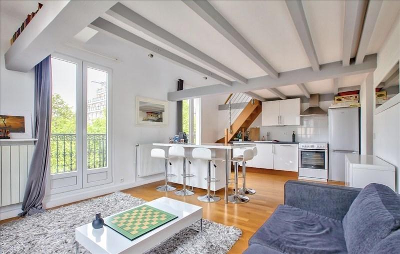 Vente appartement Paris 15ème 695000€ - Photo 4