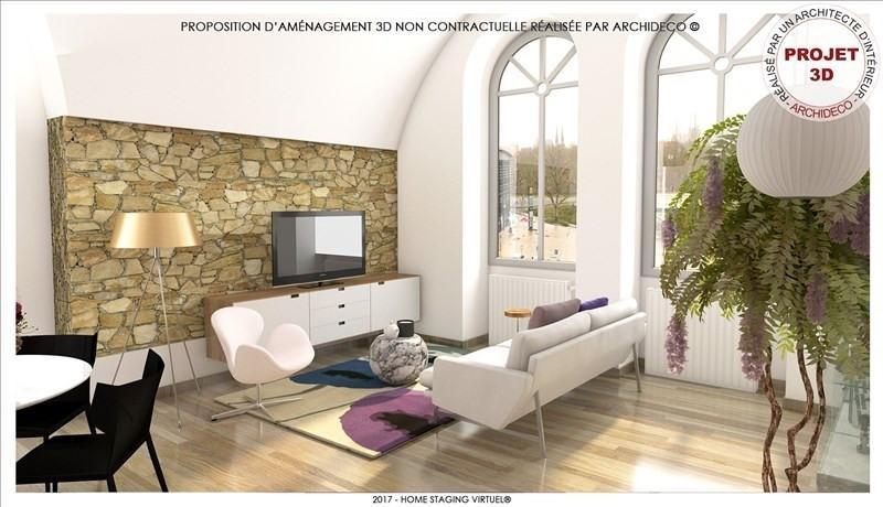 Vente appartement Metz 162000€ - Photo 2