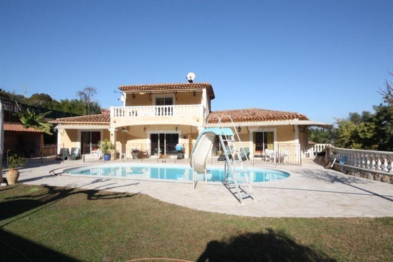 Vente de prestige maison / villa Vallauris 1270000€ - Photo 1