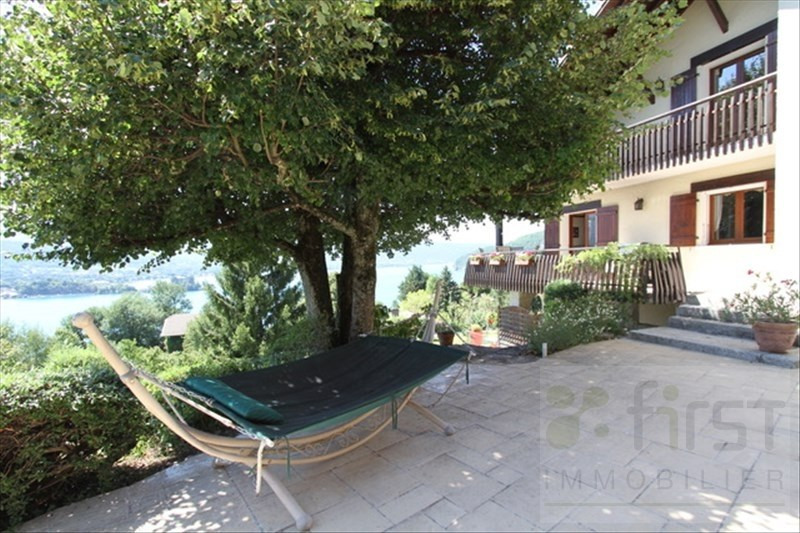 Deluxe sale house / villa Talloires 1470000€ - Picture 2