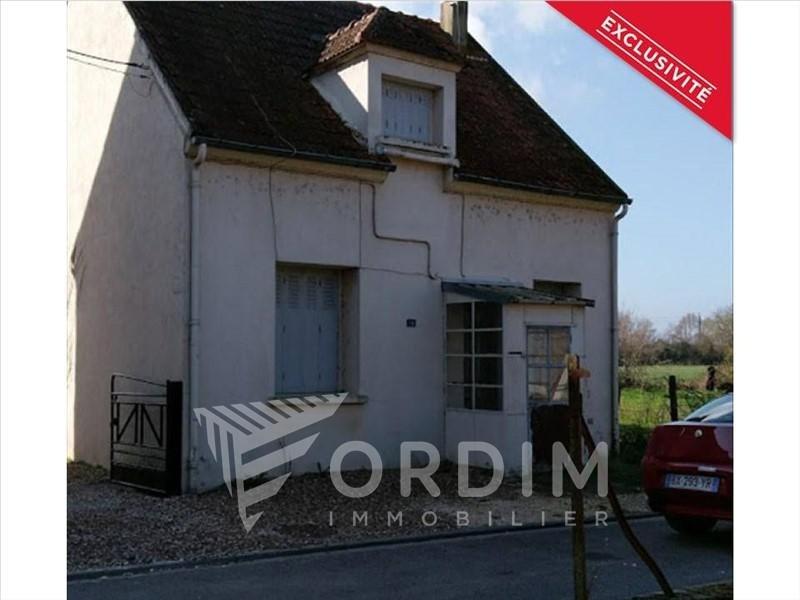 Sale house / villa Neuvy sur loire 35000€ - Picture 1
